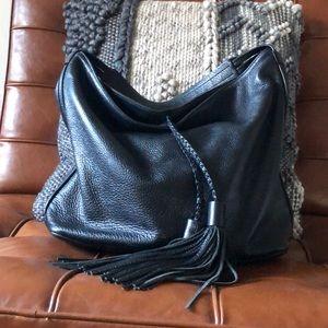Rebecca Minkoff Leather Hobo Purse
